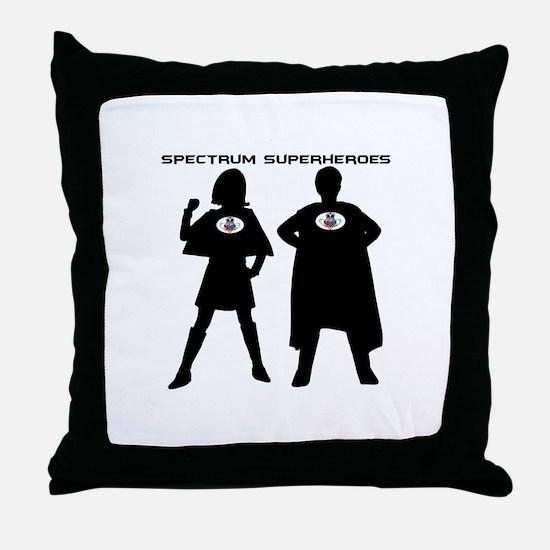 2012 ASA Walk Throw Pillow