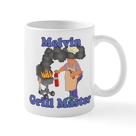Grill Master Melvin Mug