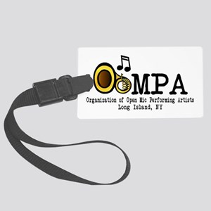 OOMPA Large Luggage Tag