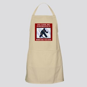 Emergency Hockey Goalie Apron