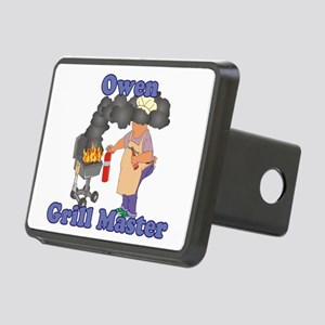 Grill Master Owen Rectangular Hitch Cover