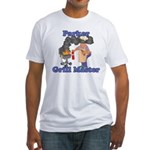 Grill Master Parker Fitted T-Shirt