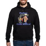 Grill Master Parker Hoodie (dark)