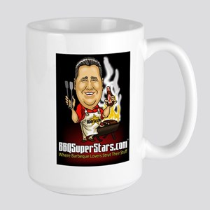 BBQSuperStars Large Mug