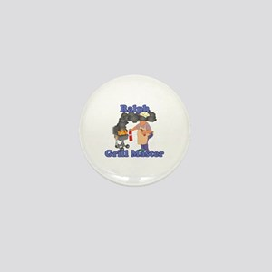 Grill Master Ralph Mini Button