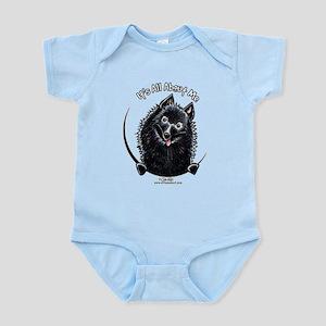 Schipperke IAAM Infant Bodysuit