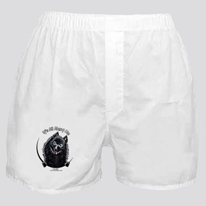 Schipperke IAAM Boxer Shorts