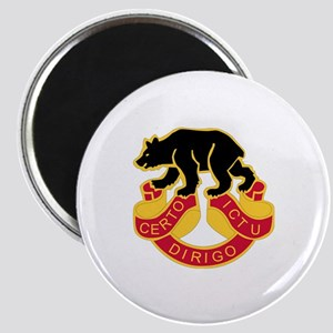 DUI - 6th Air Defense Artillery Brigade Magnet