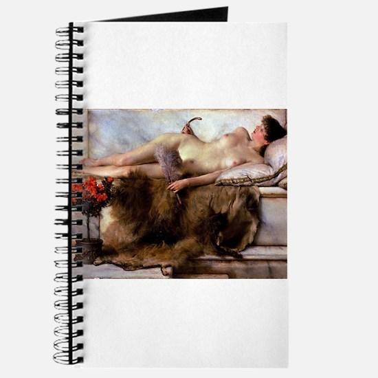 Alma-Tadema - Tepidarium Journal