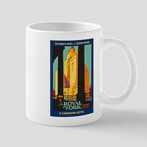 Canada Travel Poster 3 Mug