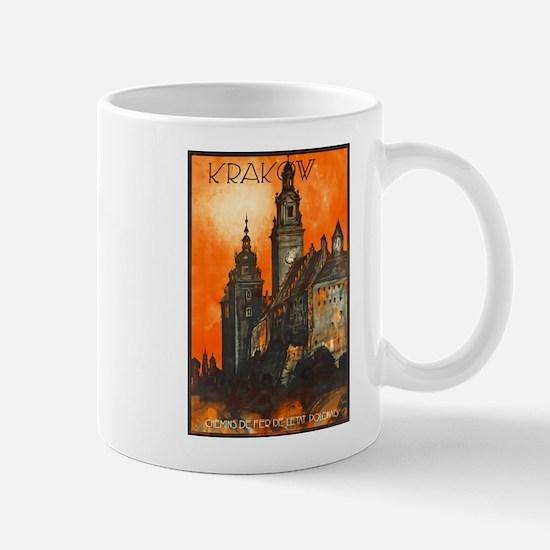 Poland Travel Poster 1 Mug