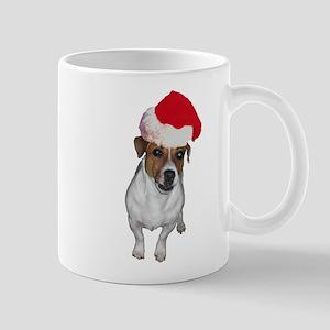 belle-santa Mug