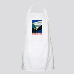 Canada Travel Poster 6 Apron