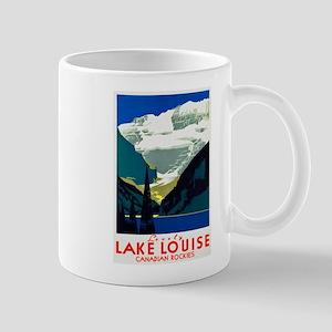 Canada Travel Poster 6 Mug