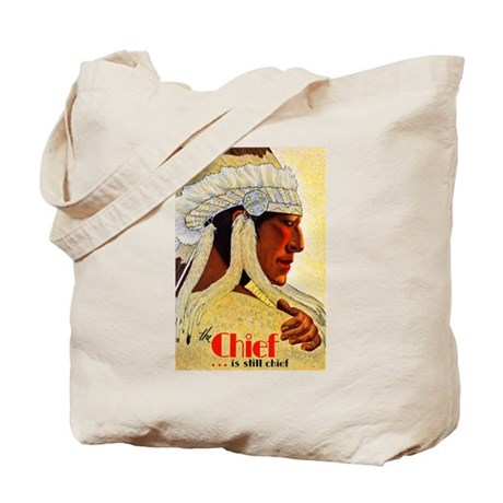 Old West Travel Poster 3 Tote Bag