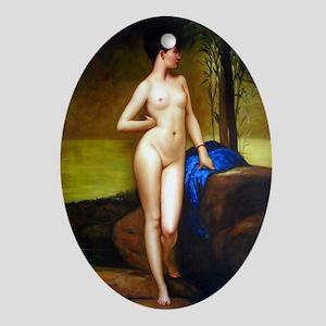 Lefebvre - Chloe - Ornament (Oval)