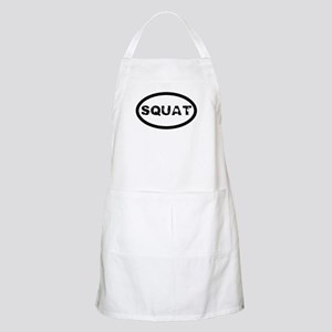 Squat Apron