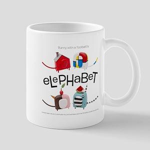 Elephabet Mug