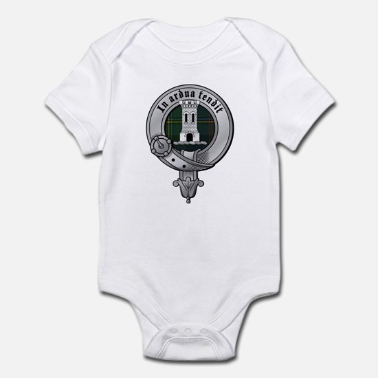 Clan Malcolm Infant Bodysuit
