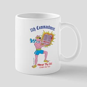HONOR THY CAT Mug