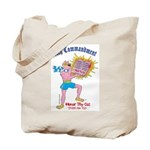 HONOR THY CAT Tote Bag