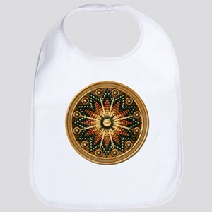 Native American Rosette 01 Bib
