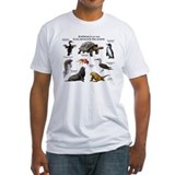 Animal Fitted Light T-Shirts