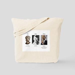 Dictator blame Tote Bag