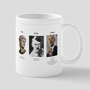 Dictator blame Mug