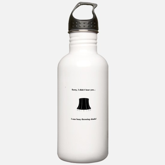 Throw Shade Water Bottle