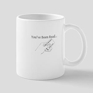 Been Read Mug