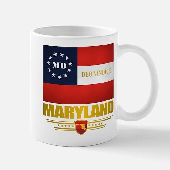 Maryland Deo Vindice Mug