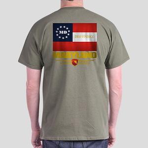 Maryland Deo Vindice Dark T-Shirt