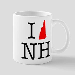 I Love NH New Hampshire Mug