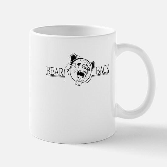 Bear Back Mug