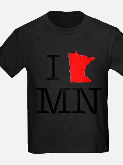 I Love MN Minnesota T