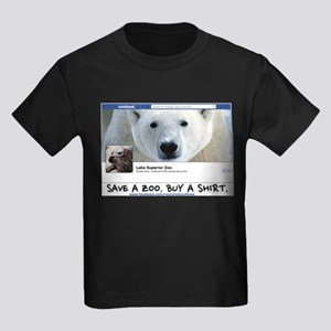 zoobook Kids Dark T-Shirt