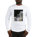 Table of New Orleans Beignets Long Sleeve T-Shirt