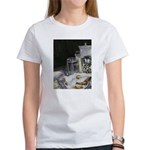 Table of New Orleans Beignets Women's T-Shirt