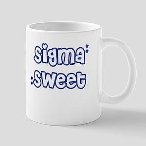 Sigma Sweet Hearts Mug