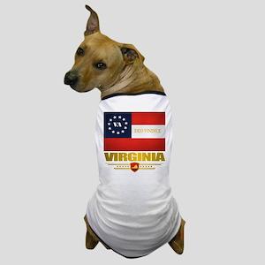 Virginia Deo Vindice Dog T-Shirt