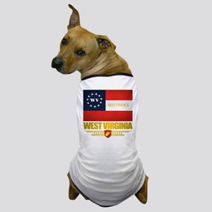 West Virginia Deo Vindice Dog T-Shirt