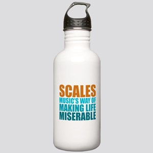 Scales Stainless Water Bottle 1.0L