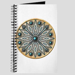 Native American Rosette 03 Journal