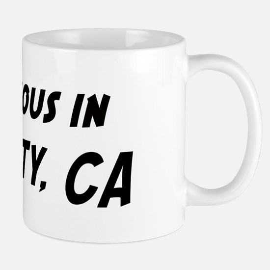 Famous in Yuba City Mug