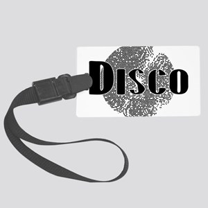 Disco Ball Large Luggage Tag