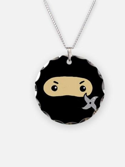 Tiny Ninja Necklace