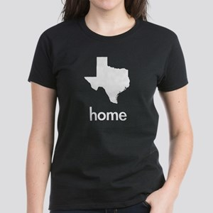TXhome Women's Dark T-Shirt