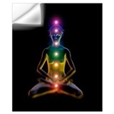 Chakras Wall Decals