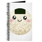 Cute Kawaii Rice Ball Journal